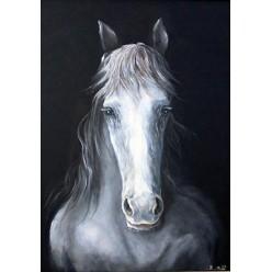 """Картина """"Лошадь"""" – 50 х 70 см."""