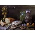 """Картина """"Украинский традиционный натюрморт"""", - 50x70 см, 2015 г."""