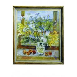 """Картина """"Лето проходит"""", 2000, масло, холст, 70x60 см"""