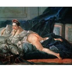 "Репродукция картины Франсуа Буше ""Одалиска"" (FBC-1002)"