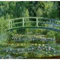 "Репродукция картины Клода Моне ""The Japanese Bridge (The Water-Lily Pond)"", 1897-99 (CMN-4154)"