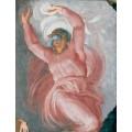 """Репродукция картины Микеланджело Буонарроти """"Отделение света от тьмы"""" (MLB-8202)"""