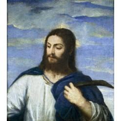 """Репродукция картины Тициана """"Христос в образе Садовника"""" (TCN-0510)"""
